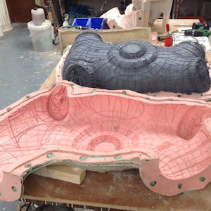 Mould Making, UK Manufacturers of Moulds Articole Studios