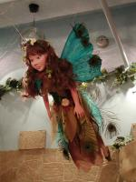 Animatronic fairy